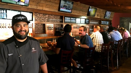 Belching Beaver Brewery Tavern & Grill – A Perfect Fit