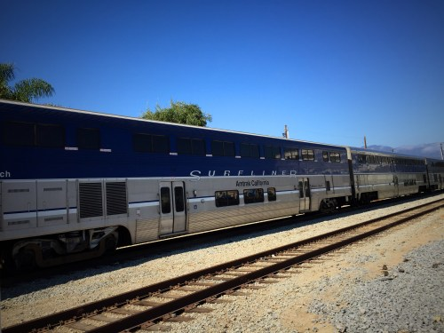 Santa Barbara & the Funk Zone surfliner