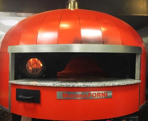 Ambrogio 15 Pizza oven