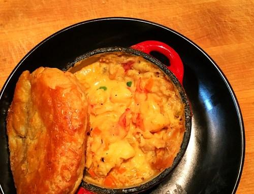 lobster pot pie recipe