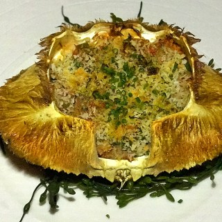 ponsatys french dinner series crabe txangurro