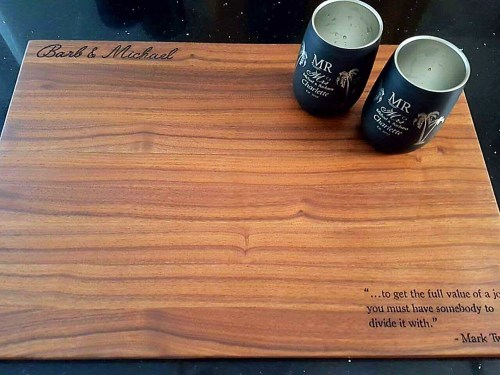 Firehouse Boards engraving