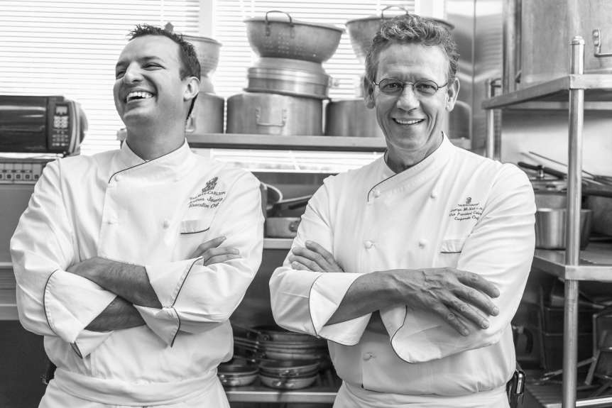 The Ritz Carlton Andres & George, commercial food, food photography, advertising, restaurant, editorial, cookbooks, cook books, table top, food styling, prop styling, lifestyle, interior photography, chef portraits, celebrity chef portraits, portrait photography