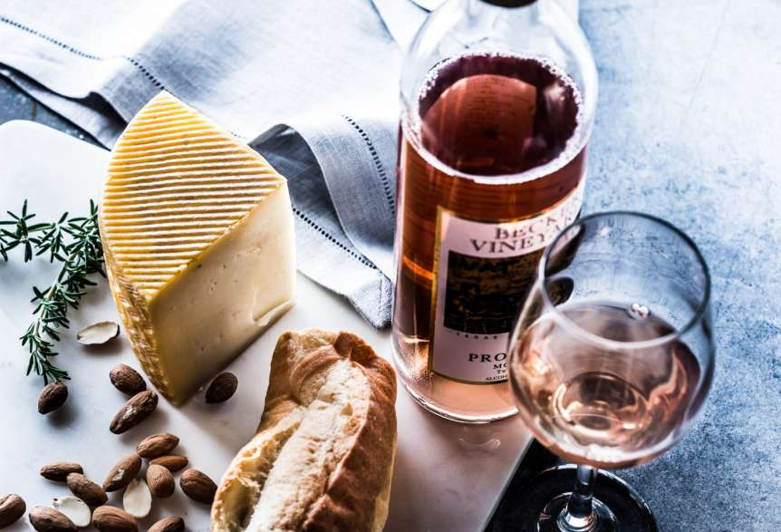 Manny Rodriguez Food Beverage Photography, commercial food, food photography, advertising, restaurant, editorial, cookbooks, cook books, table top, dining, prop styling, Palette Wine, cheese, nuts, happy hour