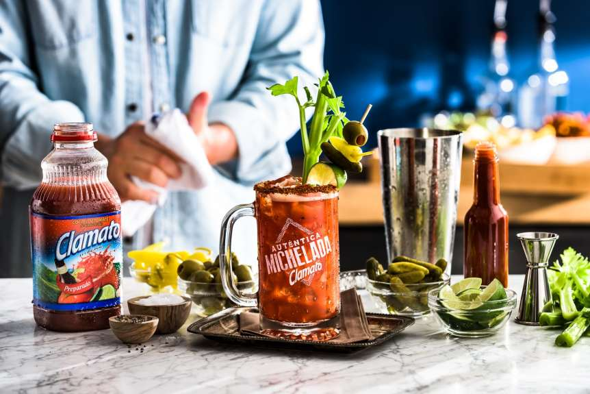 Manny Rodriguez Food Beverage Photography, commercial food, food photography, advertising, restaurant, editorial, cookbooks, table top, food styling, prop styling, lifestyle, kids, entertaining, flautas, taco cabana, clamato, bloody maria