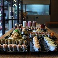 All You Can Eat Sushi - Fukuzushi (Bandung)