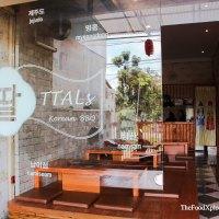 Ttals - Restoran Korean BBQ paling murah di Bandung!