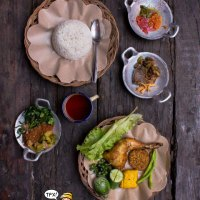 Dapur Hawu Sundanese Restaurant - The Lodge Maribaya