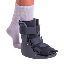 photo of walking boot