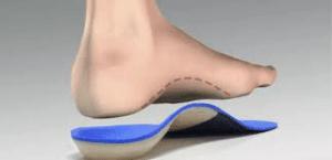 hp orthotics 300x145 - Heel Spurs