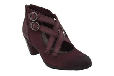 Earth Amber Dress Shoes Burgundy Womens 300x200 - Earth Footwear Range