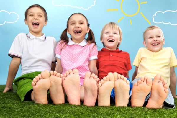 kidspodiatry image1 3 1024 600x400 - 50% OFF Children's Podiatry Consultations