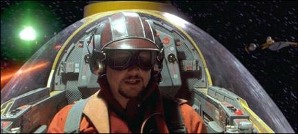 Image de John Knoll, pilote.