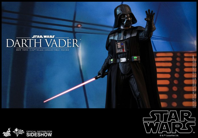Star Wars Darth Vader Sixth Scale Figure Hot Toys 903140 19