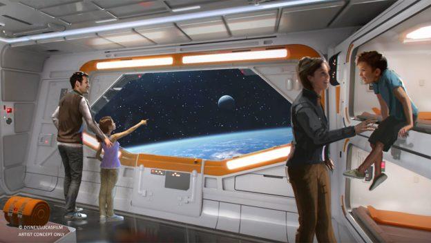 Star Wars Galaxys Edge Hotel
