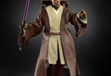 Star Wars The Black Series 6 Inch Mace Windu Figure (1)