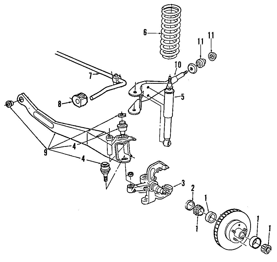 Ford Explorer Arm
