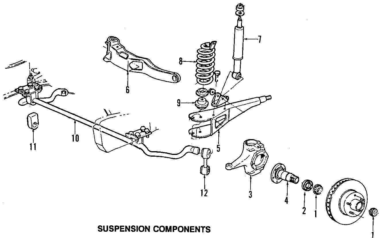 Ford F 150 Suspension Stabilizer Bar Link Kit