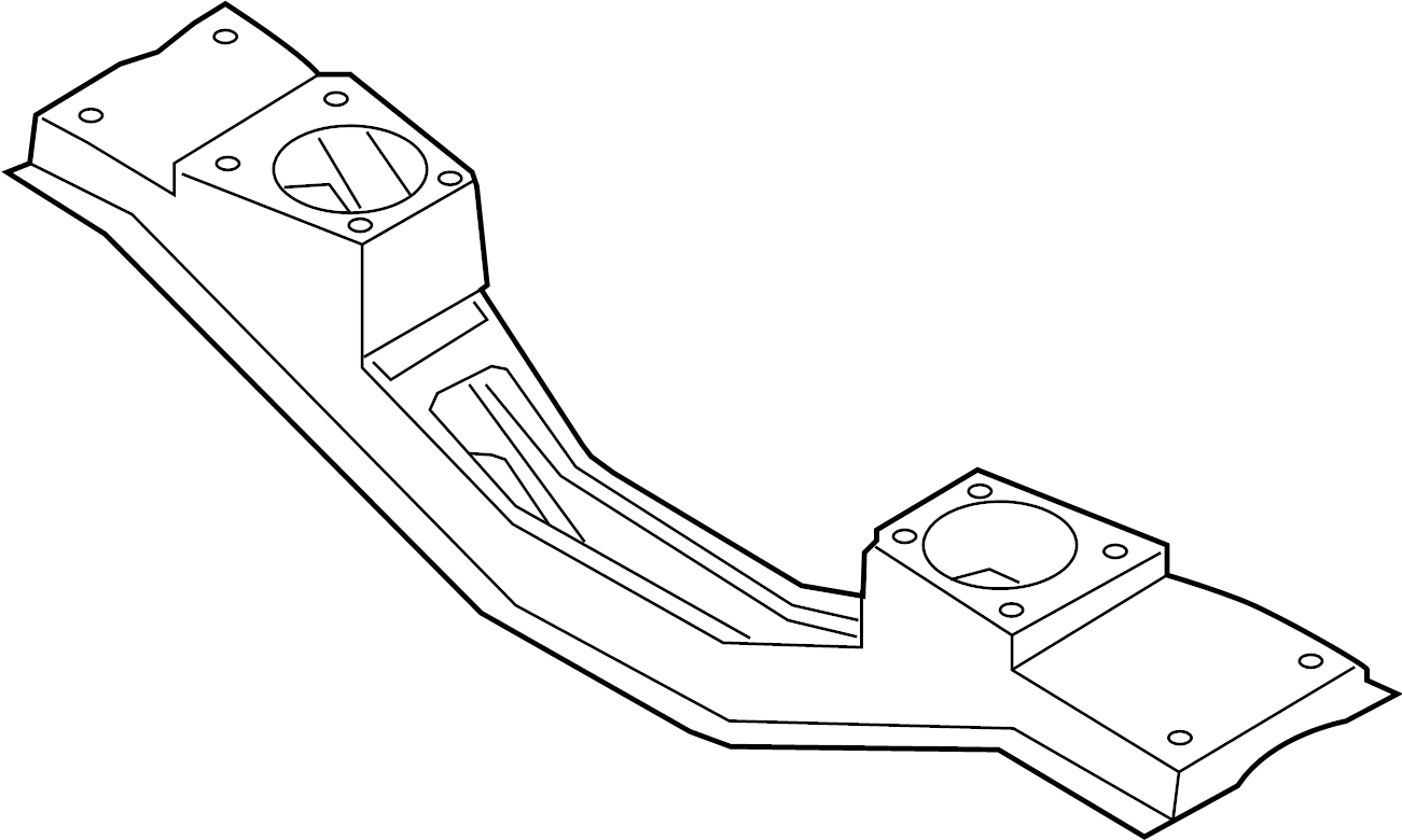 Ford Transit 350 Engine Cradle Front 3 2 Liter 3 5