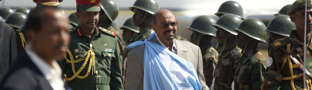 Bashir visits South Sudan in January 2012