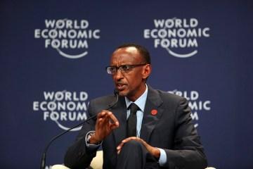 Paul Kagame wants to implement tougher anti-corruption laws [World Economic Forum]