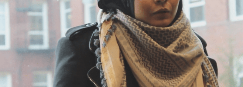 Ainee talks about wearing a hijab in the US
