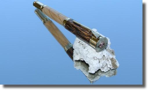 Shotgun Cartridge Rollerball Coconut & Ash - 1208-2