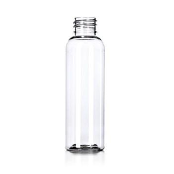 60ml clear plastic bottle