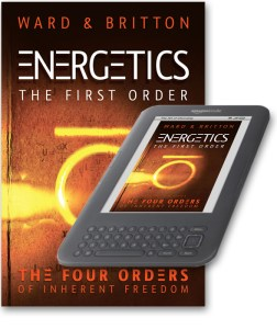 'Energetics: The First Order' is on Kindle