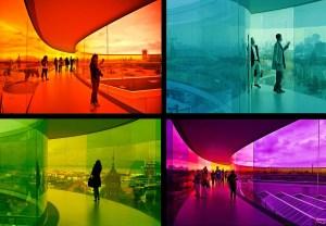 Olafur Eliasson Your rainbow panorama