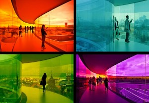 Olafur Eliasson Your rainbow panorama