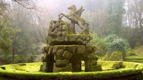 Monsters of Bomarzo