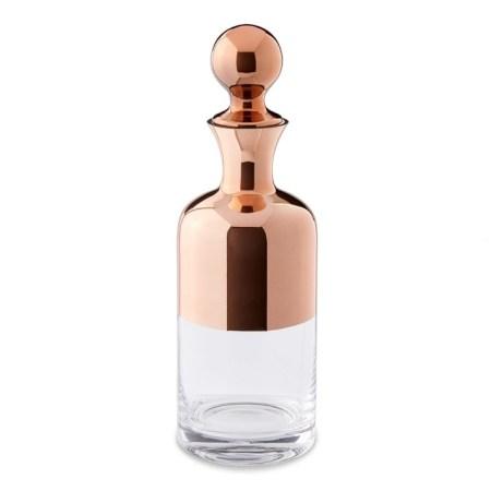 Copper Decanter