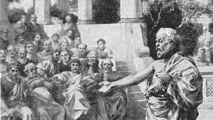 Socrates' death