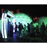 Heineken is one of the sponsors with an area inside the Coachella Valley Music and Arts Festival at the Empire Polo Club in Indio.