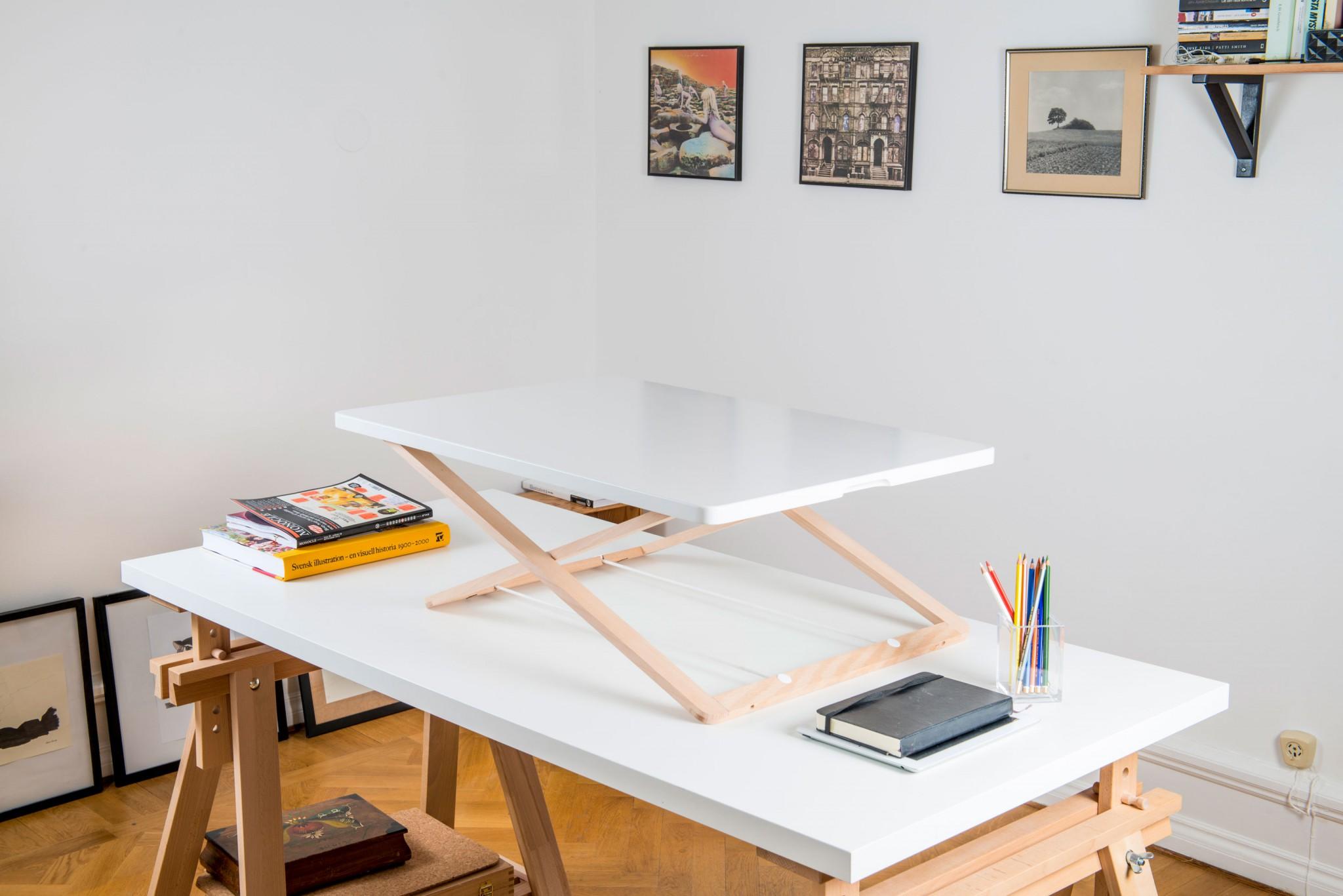 freedesk desk riser original - Desk Riser