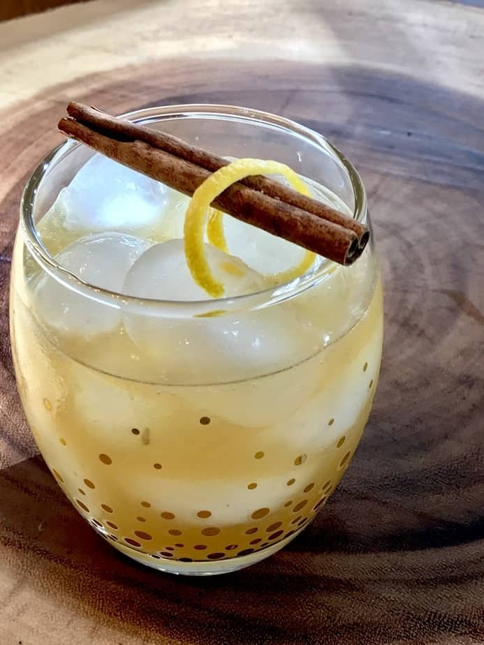 Maple Whiskey Sour