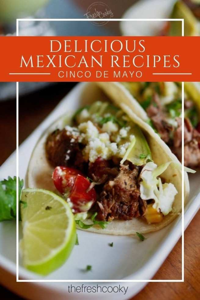 Picture of Barbacoa Tacos for Delicious Mexican Recipes | www.thefreshcooky.com
