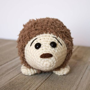 Crochet Hedgehog Pattern- free pattern