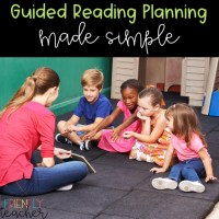 Make Guided Reading Planning SIMPLE