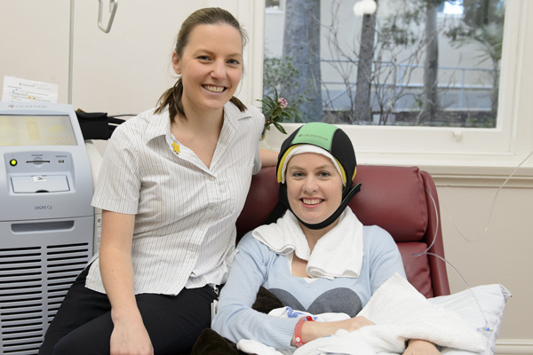 Cold Cap for Chemotherapy