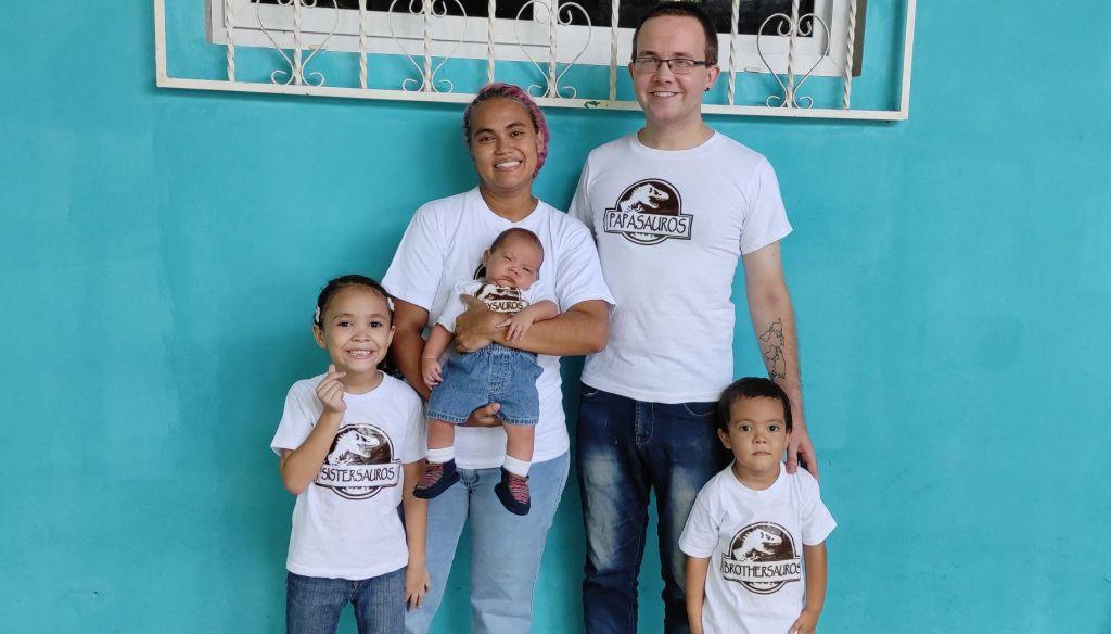 Frizelle Family Photo May 2021