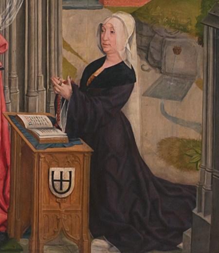 1500 (um?)- Christina von Aich?