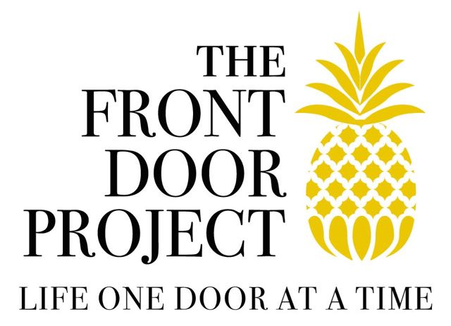 pineapple, logo, welcome, the front door project