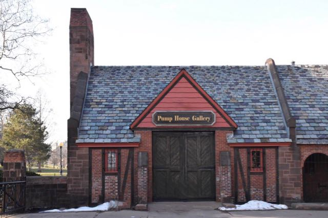 pump house gallery, hartford, ct, bushnell park