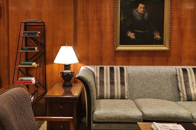 lobby, hotel providence