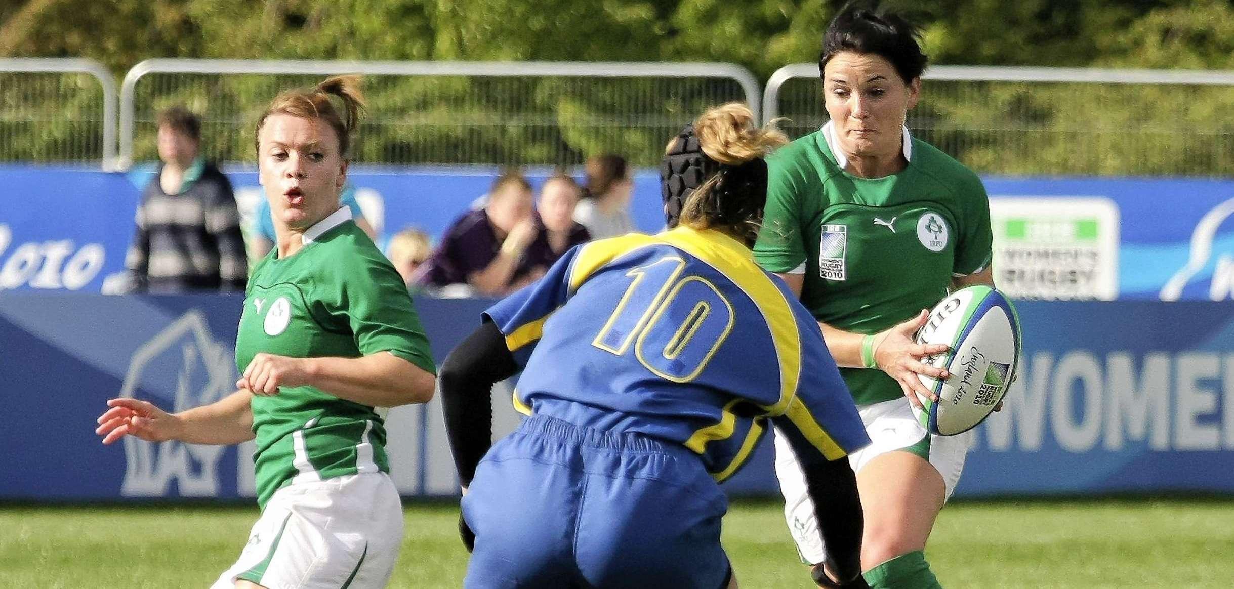 WRWC 2010: Ireland 37 Kazakhstan 3