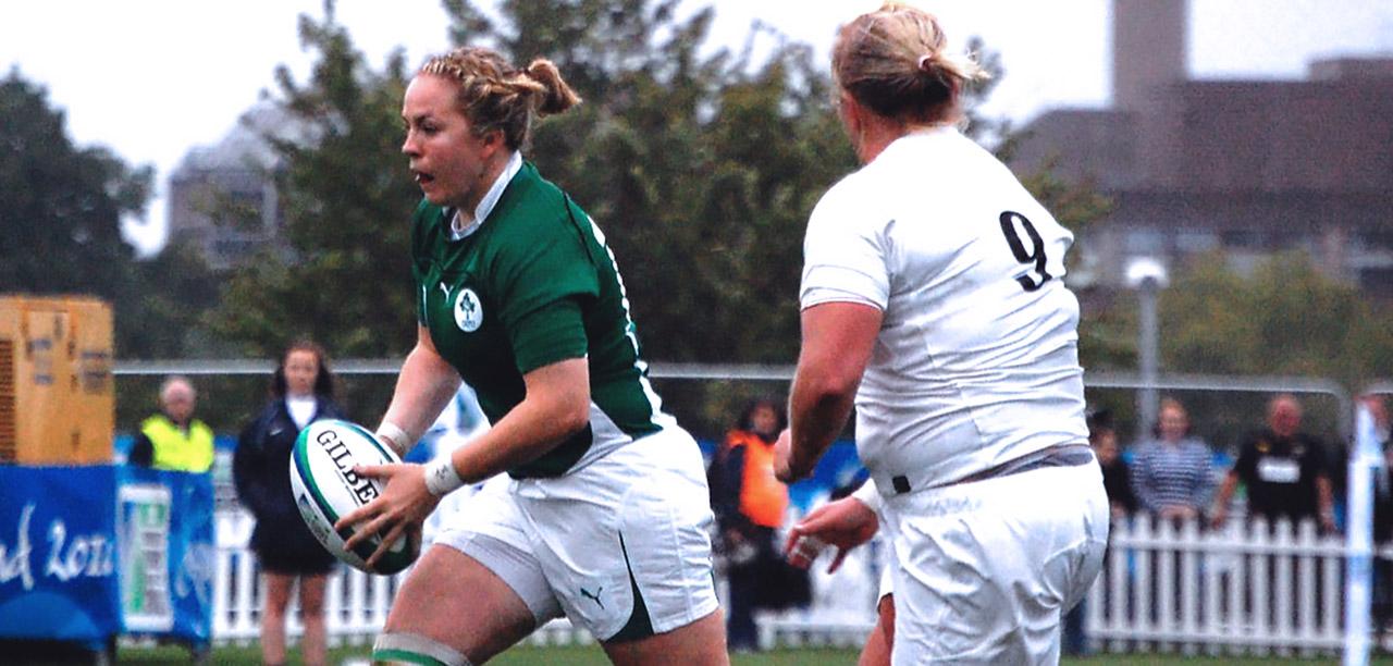 Women: England 23 Ireland 6