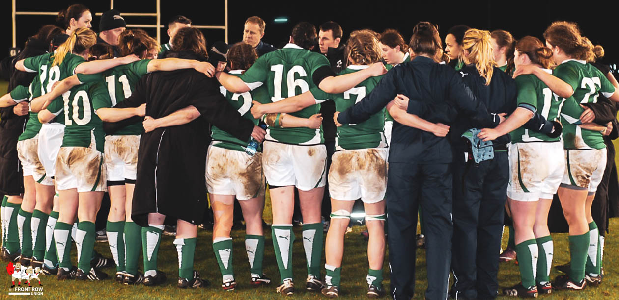 Women: Ireland team to face Wales