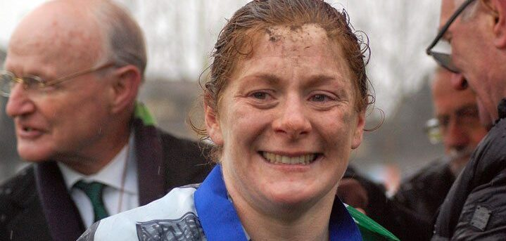 Women: Doyle shuffles the pack for Italy.
